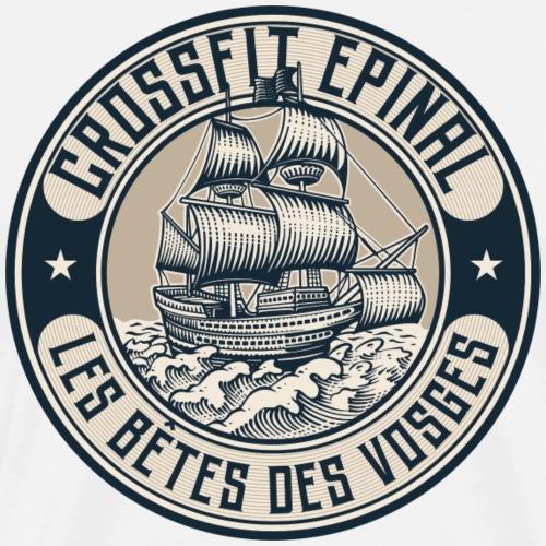 Island Explorer - T-shirt Premium Homme