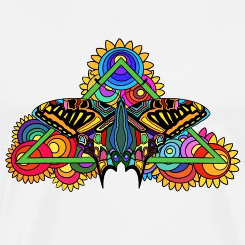 Happy Butterfly! - Männer Premium T-Shirt