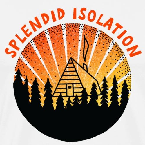 splendid self-isolation - Men's Premium T-Shirt