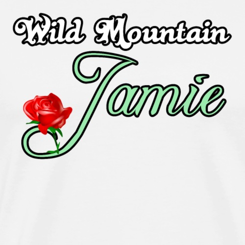 Wild Mountain Jamie - Men's Premium T-Shirt
