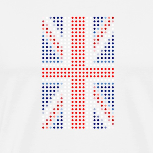 UK Flag - Men's Premium T-Shirt