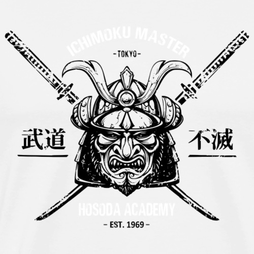 Ichimoku master - T-shirt Premium Homme