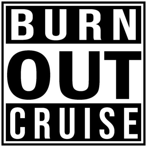Kreuzfluenzer - Burnout Cruise - Männer Premium T-Shirt