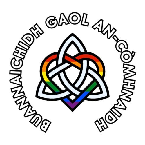 Love Wins - Rainbow Heart - Men's Premium T-Shirt
