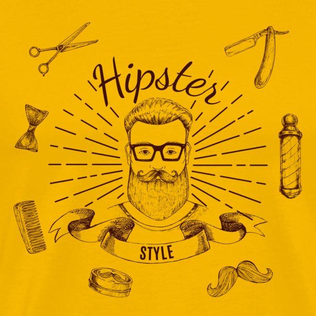 Hipster Style Moyto BK