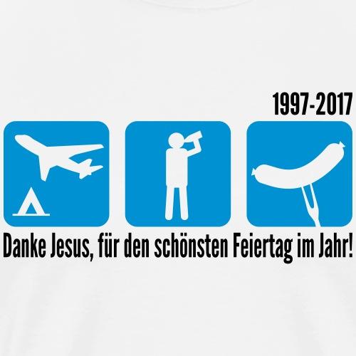 maennertag_deutsch - Männer Premium T-Shirt