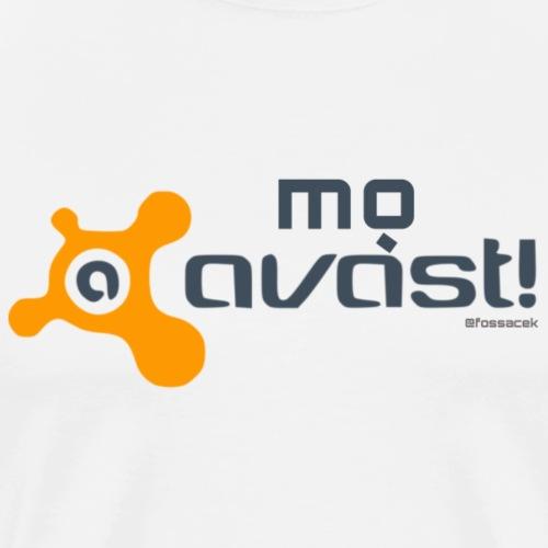 Avast! - Maglietta Premium da uomo