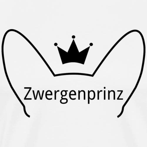 Zwergenprinz - Männer Premium T-Shirt