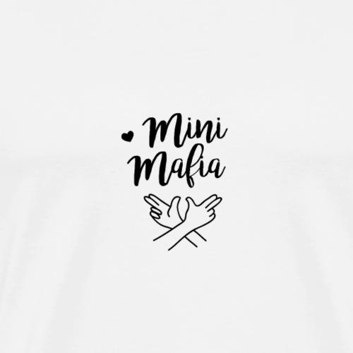Mini-Zwillings-Mafia - Männer Premium T-Shirt