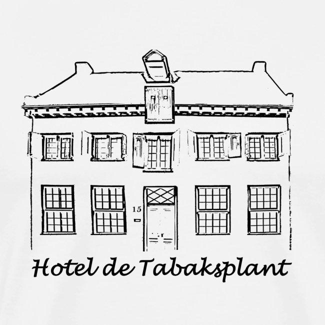Hotel de Tabaksplant (zwart)