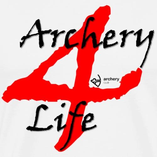 Archery4Life - Männer Premium T-Shirt