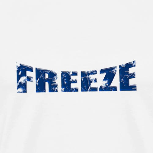 Freeze - T-shirt Premium Homme