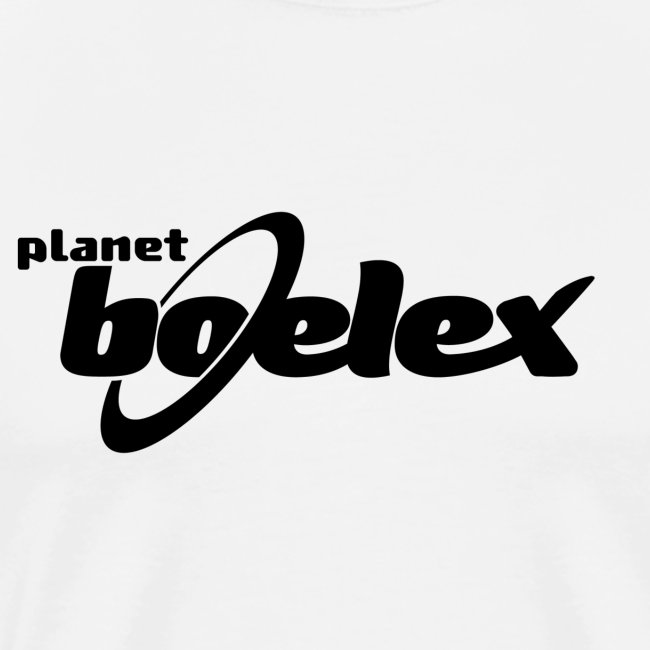 Planet Boelex logo black