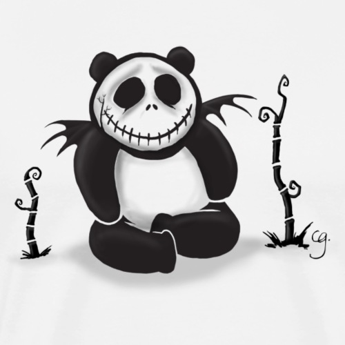 Panda Jack Classic - T-shirt Premium Homme