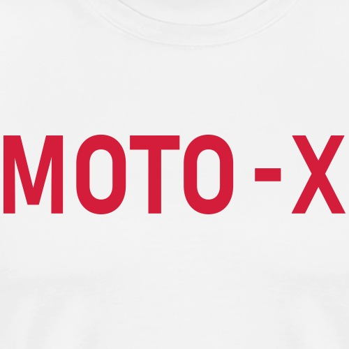 moto x - Men's Premium T-Shirt