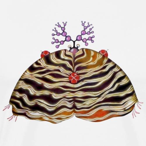mourning moth - Maglietta Premium da uomo