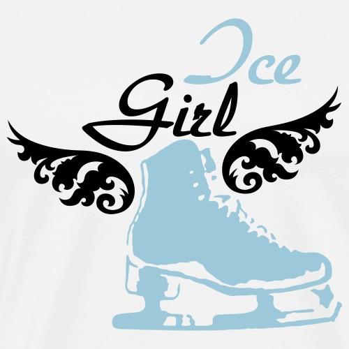 ice_girl - Männer Premium T-Shirt