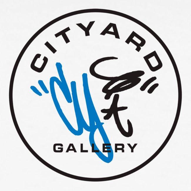Cityard Ambigram HeavyMetal CMYK