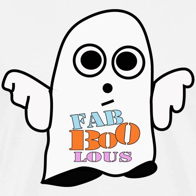 Halloween Geist BOO