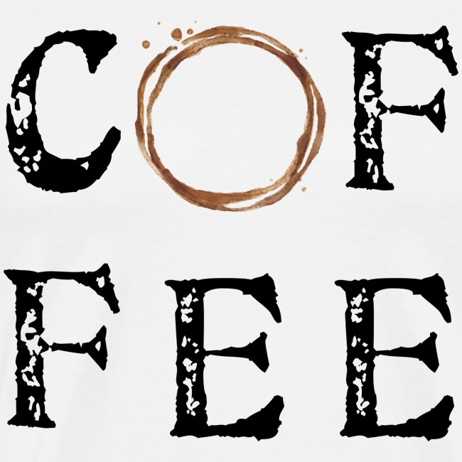Coffee Stamp Design