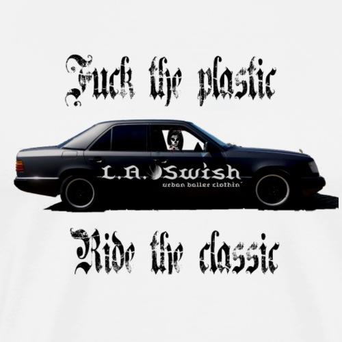 Ride the Classic black - Männer Premium T-Shirt