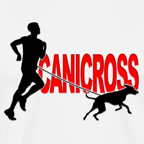 CANICROSS - Männer Premium T-Shirt