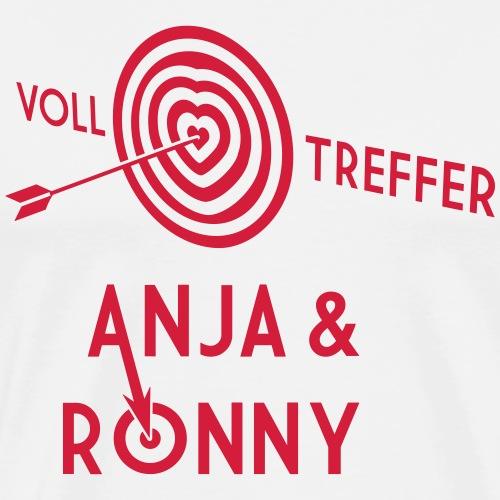 anjaundronny - Männer Premium T-Shirt