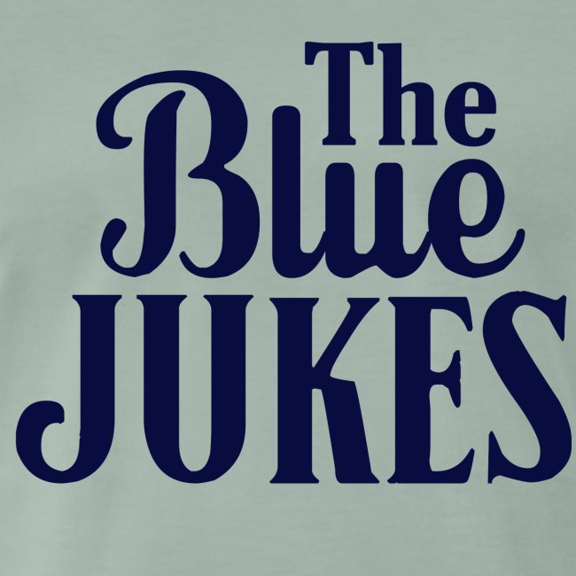 The Blue Jukes Logo