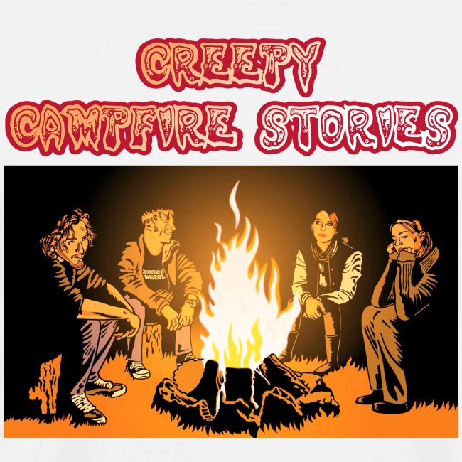 Campfire Shirt Front png