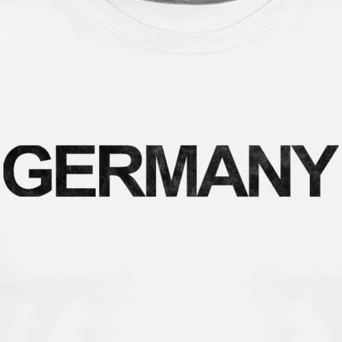 Germany - Männer Premium T-Shirt