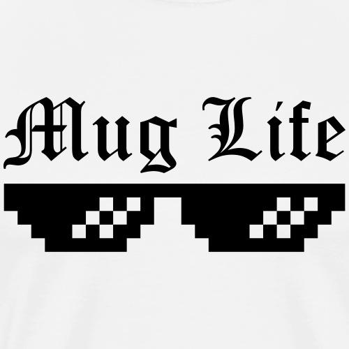 Mug Life Logo - T-shirt Premium Homme