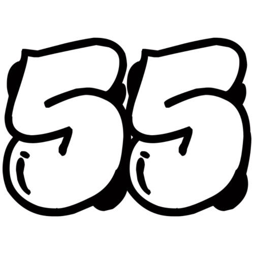 graf55 - Miesten premium t-paita