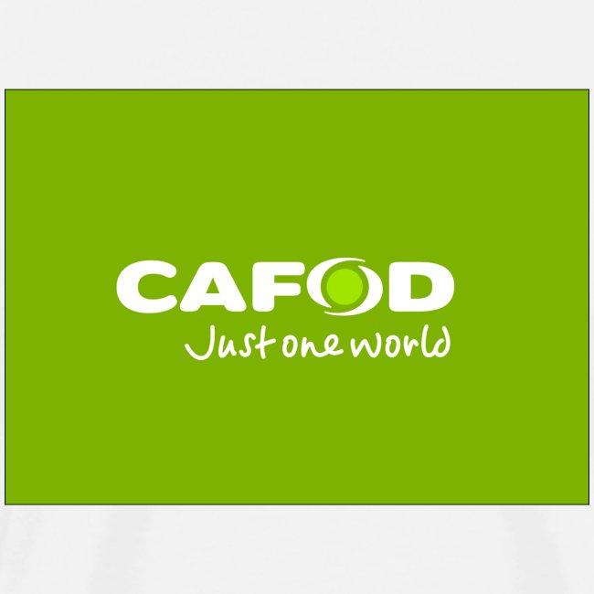 CAFOD Logo greenback