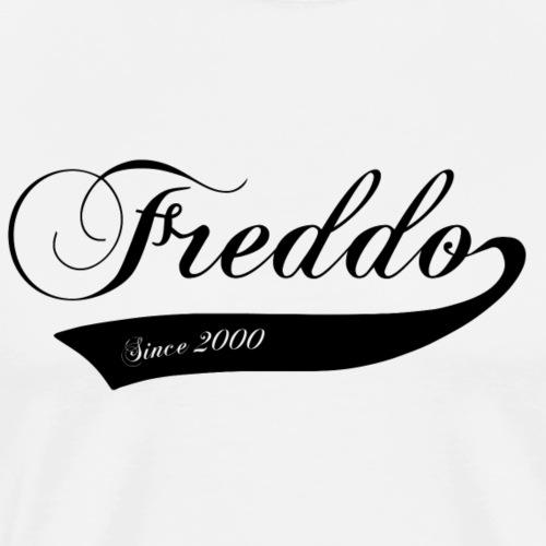 Original Freddo - Since 2000 - Premium T-skjorte for menn
