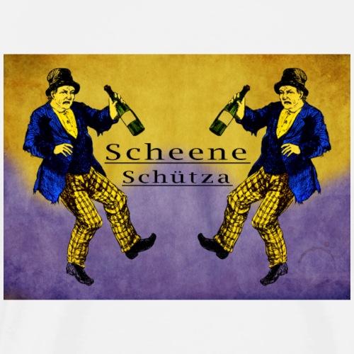 Biberacher Schützenfest Prost - Männer Premium T-Shirt