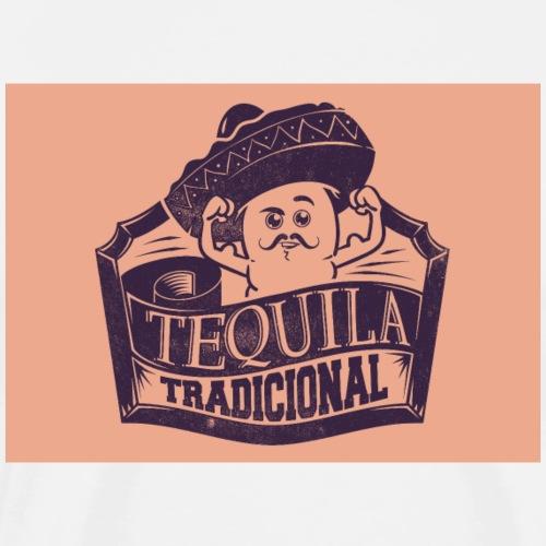 Tequila Tradicional - Männer Premium T-Shirt
