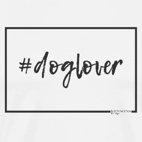 #doglover | Hundeshirt - Männer Premium T-Shirt