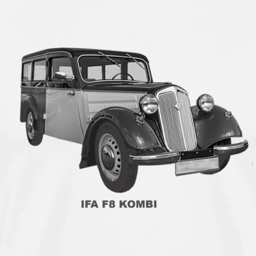 IFA F8 Kombi DDR Zwickau - Männer Premium T-Shirt