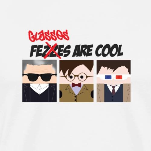 Doctors glasses - Maglietta Premium da uomo