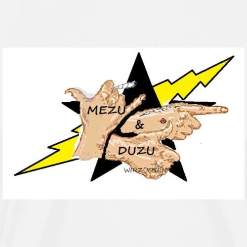 duzumezulogo4 - Männer Premium T-Shirt