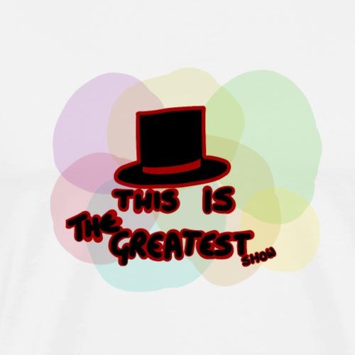 Top Hat- Show - Men's Premium T-Shirt