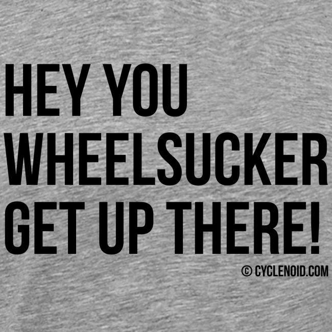 Wheelsucker