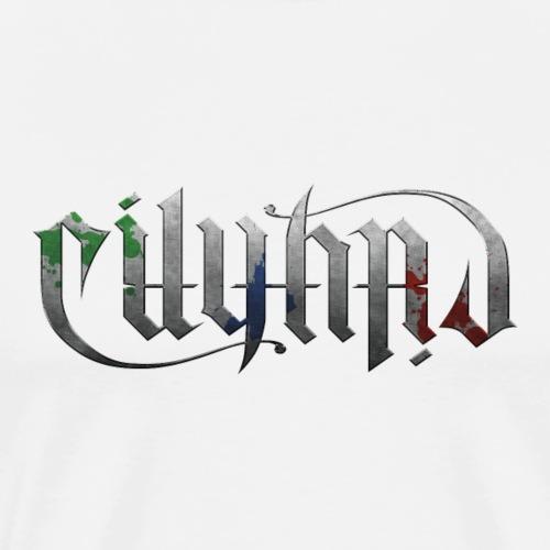 Cityard Ambigram HeavyMetal CMYK √