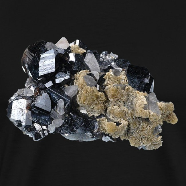 Cassiterit Kassiterit Zinnstein Mineral Kristall