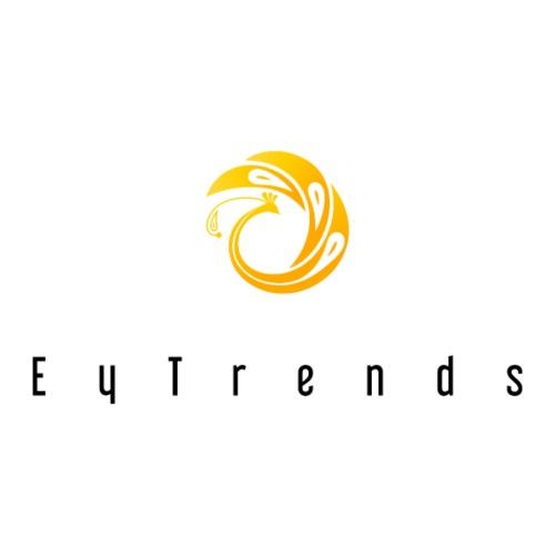 EyTrends Pfau gelb - Männer Premium T-Shirt