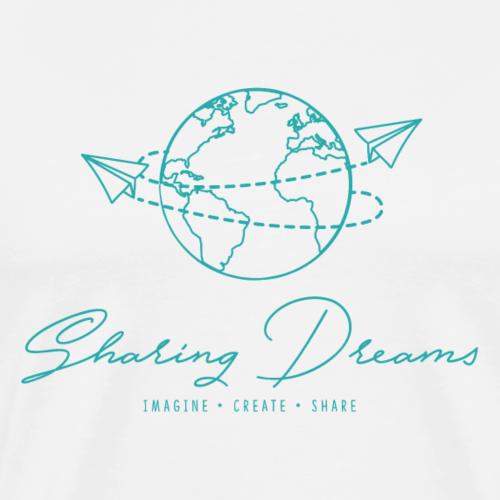 Sharing Dreams - Men's Premium T-Shirt