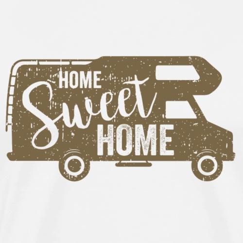 Home Sweet Home - Camper - Männer Premium T-Shirt
