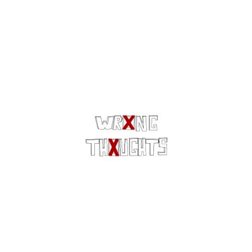 WRONG THOUGHTS - Männer Premium T-Shirt