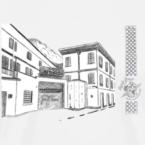 Mandello - Maglietta Premium da uomo