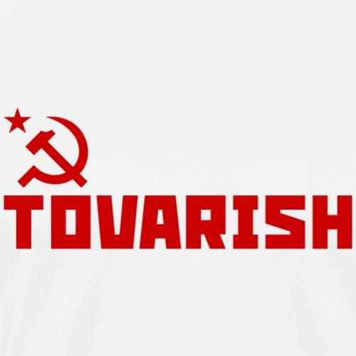 tovarish - Men's Premium T-Shirt